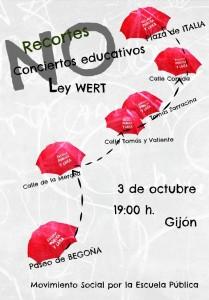 Marcha NO_flechas