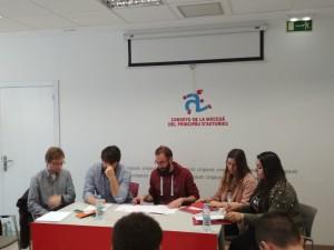 Comisión Permanente CMPA